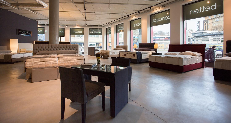 Luxusbetten & Boxspringbetten - Sevennights München